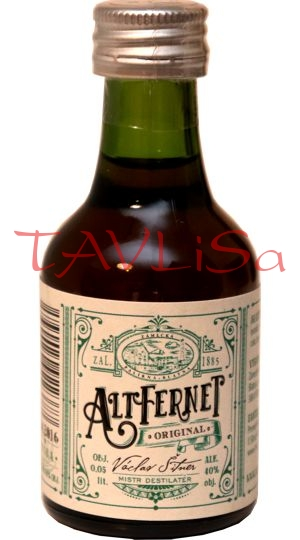 AltFernet Original 40% 50ml miniatura