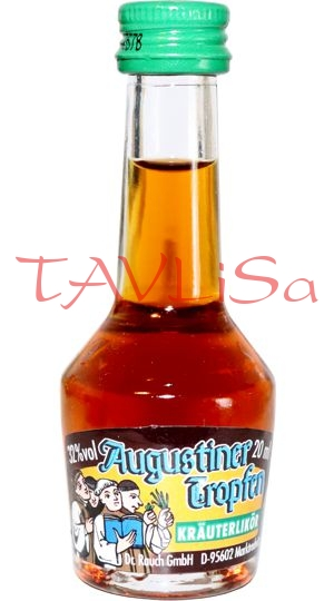 Augustiner Tropfen 32% 20ml Dr.Rauch miniatura