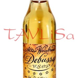Alter Weinbrand Debussy V.S.O.P 38% 40ml miniatura