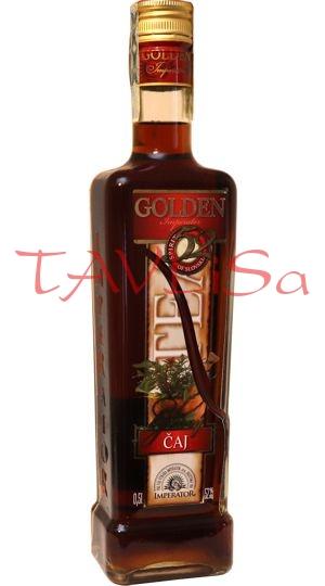Golden Bylinný Čaj 52% 0,5l Imperator