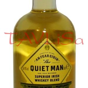 Whiskey Quiet Man Blend 40% 50ml miniatura